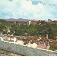 Postales: *** PN1093 - POSTAL - GRANADA - VISTA DE LA ALHAMBRA DESDE SAN NICOLAS. Lote 294106498