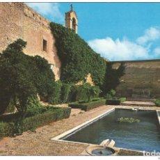 Postales: *** P1024 - POSTAL - ALMERIA - ALCAZABA - ESTANQUE Y TORRE DE LA VELA. Lote 294495908