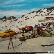 Postales: POSTAL GRANADA SIERRA NEVADA CIRCULADA. Lote 294976258