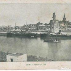 Postales: POSTAL- SEVILLA- TORRE DEL ORO. Lote 295046003