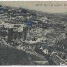 Postales: POSTAL- RONDA- BARRIO DE LAS PENAS , OLLERIAS Y TENERIAS. Lote 295147758