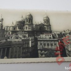 Postales: CATEDRAL DE CÁDIZ - AÑOS 50. Lote 295529868