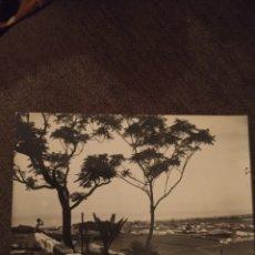 Postales: TORRE DEL MAR. VISTA PARCIAL DESDE EL CERRO DEL AGUILAR. EDICIÓN DE 1959. SIN CIRCULAR. RARA. CAR. Lote 295531238