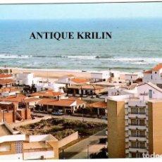 Postales: LEPE / HUELVA / PLAYA DE LA ANTILLA / EDICION ESTUDIOS HARETON. Lote 295537533