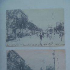 Postales: LOTE DE 2 POSTALES FACSIMIL DE CORDOBA ANTIGUA : EL GRAN CAPITAN. Lote 295554973
