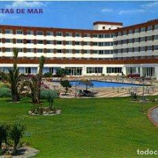 Postales: Nº 7-ROQUETAS DE MAR. ALMERÍA. HOTEL ROQUETAS DE MAR. SIN CIRCULAR. EDICIONES ARRIBAS. Lote 295718623
