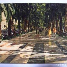 Postales: MÁLAGA. PASEO DEL PARQUE. ED. GARCÍA GARRABELLA N. 124. Lote 295720253