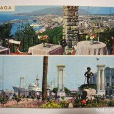 Postales: MÁLAGA. BELLEZAS DE LA CIUDAD. ED. GARCÍA GARRABELLA N. 73 NUEVA. Lote 295720683