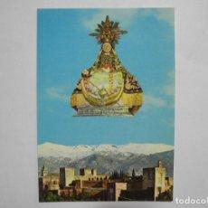 Postales: GRANADA. NTRA. SRA. DE LAS ANGUSTIAS. ED. F. GALLEGOS. NUEVA. Lote 295721178