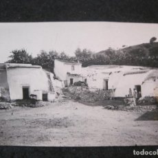 Postales: MALAGA-LAS CUEVAS-FOTOGRAFIA ANTIGUA-VER REVERSO-(85.360). Lote 296894098