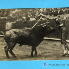 Postales: POSTAL SERIE CORRIDA DE TOROS 5. Lote 20146436