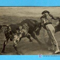 Postales: POSTAL SERIE CORRIDA DE TOROS 3. Lote 20146437