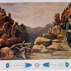 Postales: ANTIGUA POSTAL MONTERIAS EN SIERRA MORENA - NO CIRCULADA - ESCRITA.. Lote 1393563