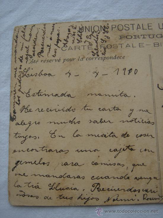 Postales: PARTE IZQUIERDA DEL TEXTO - Foto 3 - 26421568
