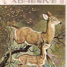 Postales: POSTAL A COLOR ADHESIVE TEMA ANIMALES. Lote 33096023