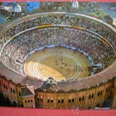 Postales: BARCELONA. PLAZA DE TOROS MONUMENTAL. Lote 37316244