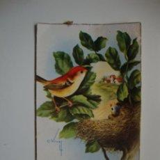 Postales: TARJETA POSTAL ORIGINAL CA. 1940/50. Lote 40266212