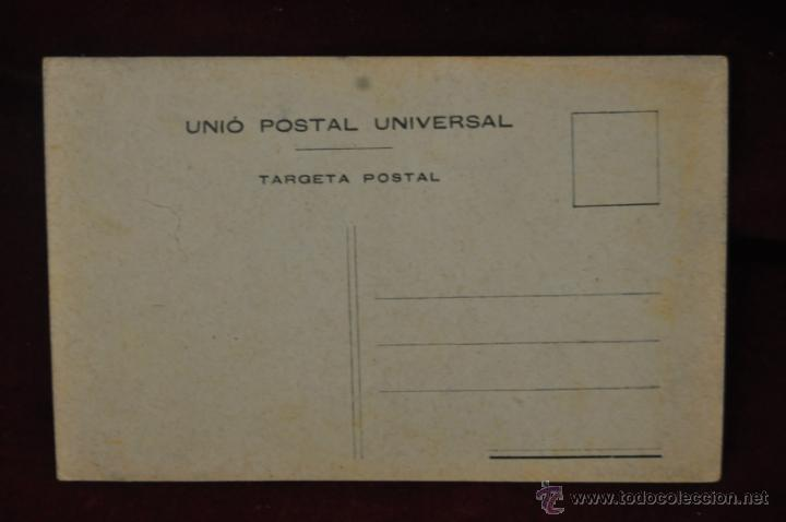 Postales: ZOO DE BARCELONA. DROMEDARI. UNIÓ POSTAL UNIVERSAL. AÑOS 20. SIN CIRCULAR - Foto 2 - 40917185