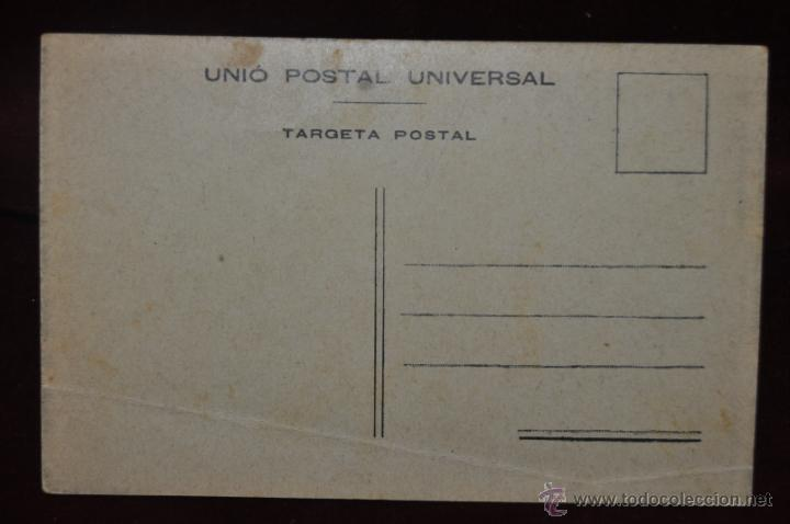Postales: ZOO DE BARCELONA. ELEFANT. UNIÓ POSTAL UNIVERSAL. AÑOS 20. SIN CIRCULAR - Foto 2 - 40917200