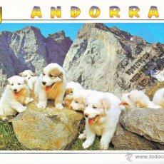 Postales: POSTAL - ANDORRA - CIRCULADA CON SELLO. Lote 44873945