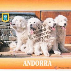 Postales: POSTAL - ANDORRA - CIRCULADA CON SELLO. Lote 44873950