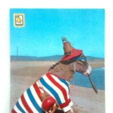 Postales: BURRO: FUMANDO ESPERO…. Lote 45883274