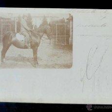 Postales: RPPC. ITALIA. LOMBARDIA. MAZZATE. FECHADA 14 SEPTIEMBRE 1901.. Lote 47495129
