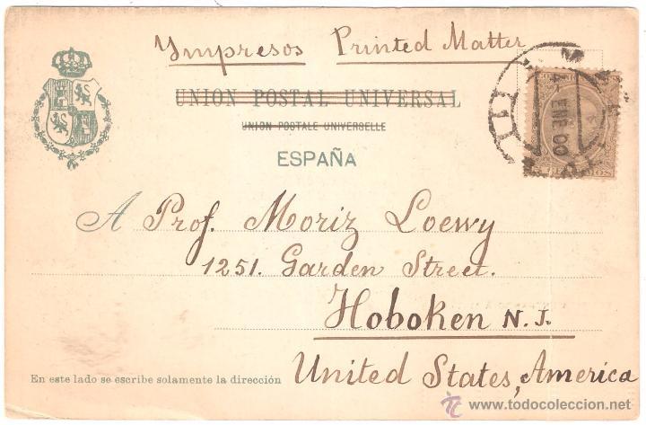 Postales: BOMBITA ENTRANDO A MATAR 1900 PELÓN EN EL REVERSO - Foto 2 - 48580434