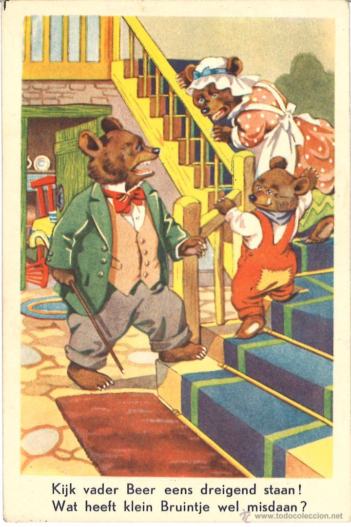 POSTAL CIRCULADA - 1955 - ANIMALES (Postales - Postales Temáticas - Animales)