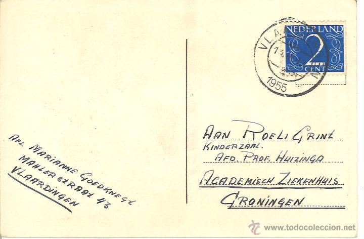 Postales: POSTAL CIRCULADA - 1955 - ANIMALES - Foto 2 - 54127573