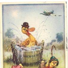 Postales: POSTAL CIRCULADA - 1955 - ANIMALES . Lote 54127977