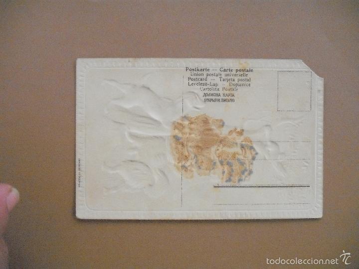 Postales: POSTAL RELIEVE PERSECUCION DEL ZORRO - Foto 2 - 57051862