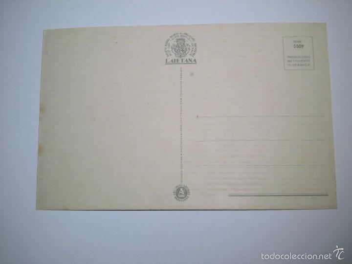 Postales: POSTAL FELICIDADES PERRITOS.COLECCION LAIETANA.-SERIE 5509.EDICIONES ARTIGAS - Foto 2 - 58067321