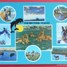 Postales: SAFARI PARK VERGEL - ALICANTE - ARTES GRAFICAS FERRANDO 1979. Lote 58667116