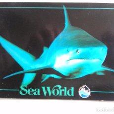 Postales: POSTAL SIN USAR SEA WORLD - USA - Nº 89-B 1989 17,8 X 12,8 CM. Lote 68290225