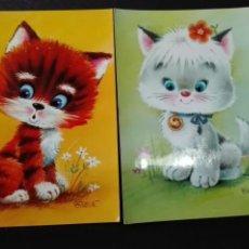 Postales: ANIMALES. Lote 71580659