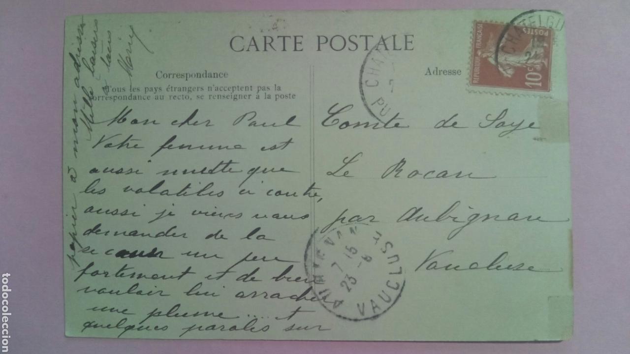 Postales: Postal Francia ocas une familie de villegiature - Foto 2 - 79146225