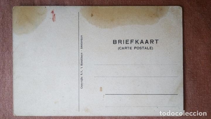 Postales: POSTAL ORDEÑANDO UNA VACA - Foto 2 - 79463537