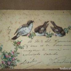 Postales: ANTIGUA POSTAL CIRCULADA.. Lote 90716535