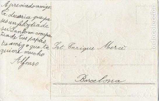 Postales: P- 8424. POSTAL ILUSTRADA. PRINCIPIOS DE SIGLO. - Foto 2 - 127638879