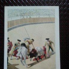 Postales: TARJETA POSTAL ARTÍSTICA ESPAÑOLA. SUERTE DE PUYA. 11. SIN CIRCULAR. SIN DIVIDIR.. Lote 128320895