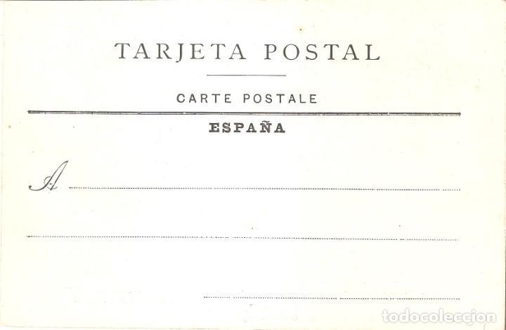 Postales: TORO. VELANDO EL CADÁVER DE UN TORERO - Foto 3 - 134149798