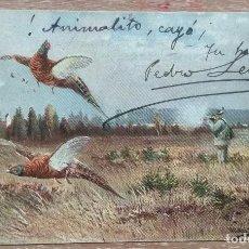 Postales: POSTAL DE 1903. Lote 143212174