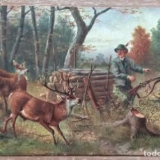 Postales: POSTAL DE 1907. Lote 143305070