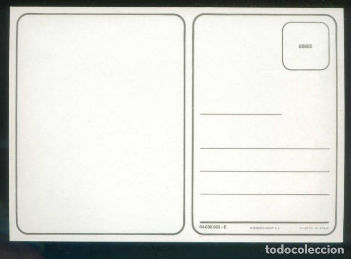 Postales: Perro. Ed. Busqueta Gruart, S.A. nº 04.030.003-E. Fabricación española. Nueva. - Foto 2 - 219218181