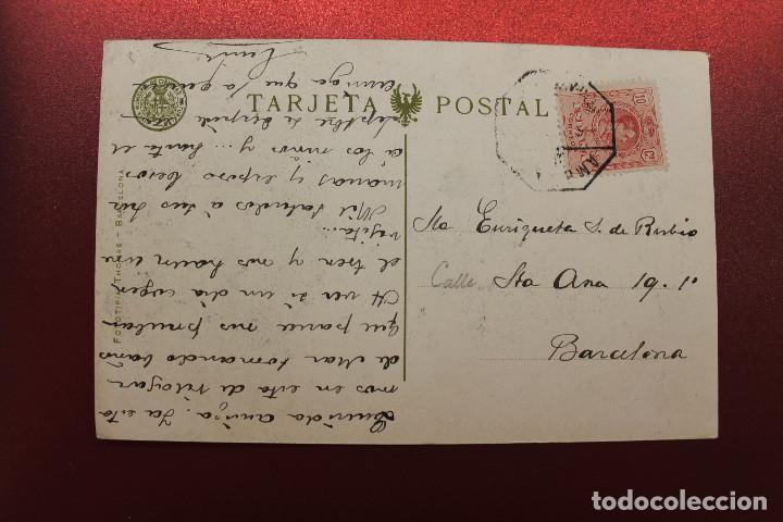 Postales: POSTAL TIGRE DE BENGALA, JUNTA MUNICIPAL DE CIENCIAS NATURALES, BARCELONA - Foto 2 - 148071086