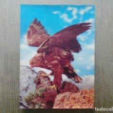 Postales: POSTAL AGUILA EN 3D. Lote 149809822