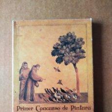 Postales: PRIMER CONCURSO DE PINTURA DE AVES DE ANDALUCÍA / DÍA MUNDIAL DE LAS AVES 2004. 18 POSTALES. Lote 157911917