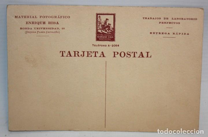 Postales: ANTIGUA FOTO POSTAL. JINETES AL TROTE - SIN CIRCULAR - Foto 2 - 172746329