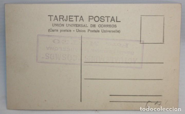 Postales: ANTIGUA FOTO POSTAL. GRUPO DE JINETES Y AMAZONAS - SIN CIRCULAR. - Foto 2 - 172749807